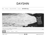 Integration eines Spreadshirt Shops: dayshin.com