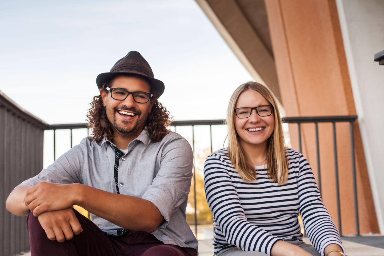Lukas Kerecz & Miriam Horn (FORMLOS Berlin)
