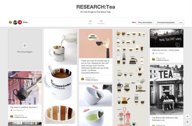 SocialMediaReihe-FORMLOS-Pinterest-Reseach