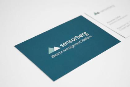 CorporateDesign-Sensorberg-Visitenkarten-Vorderseite