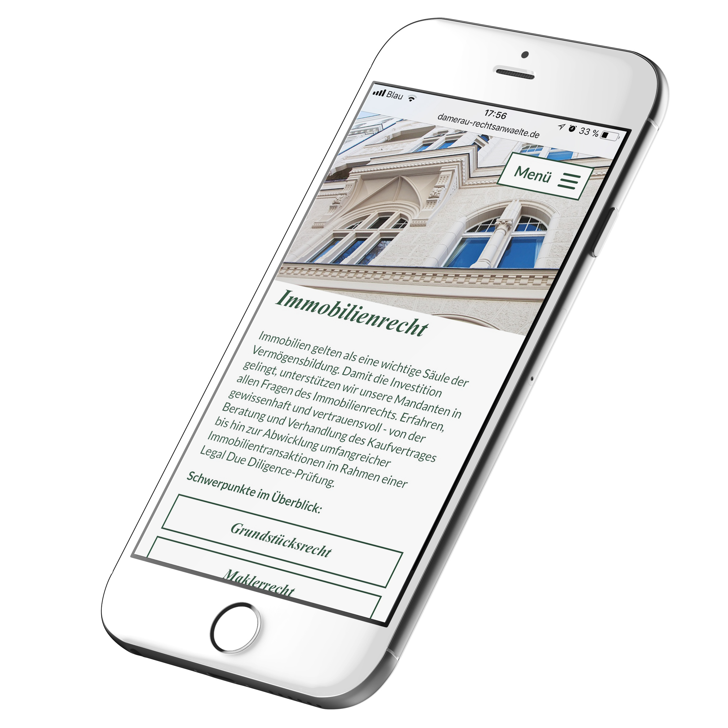 Rechtsanwälte_Redesign-Webseite-Kernkompetenz-MobilOptimiert-Responsiv