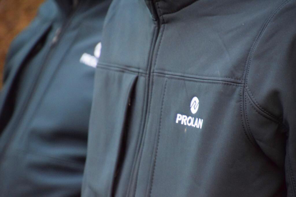 PROLAN_Softshell-Stickerei