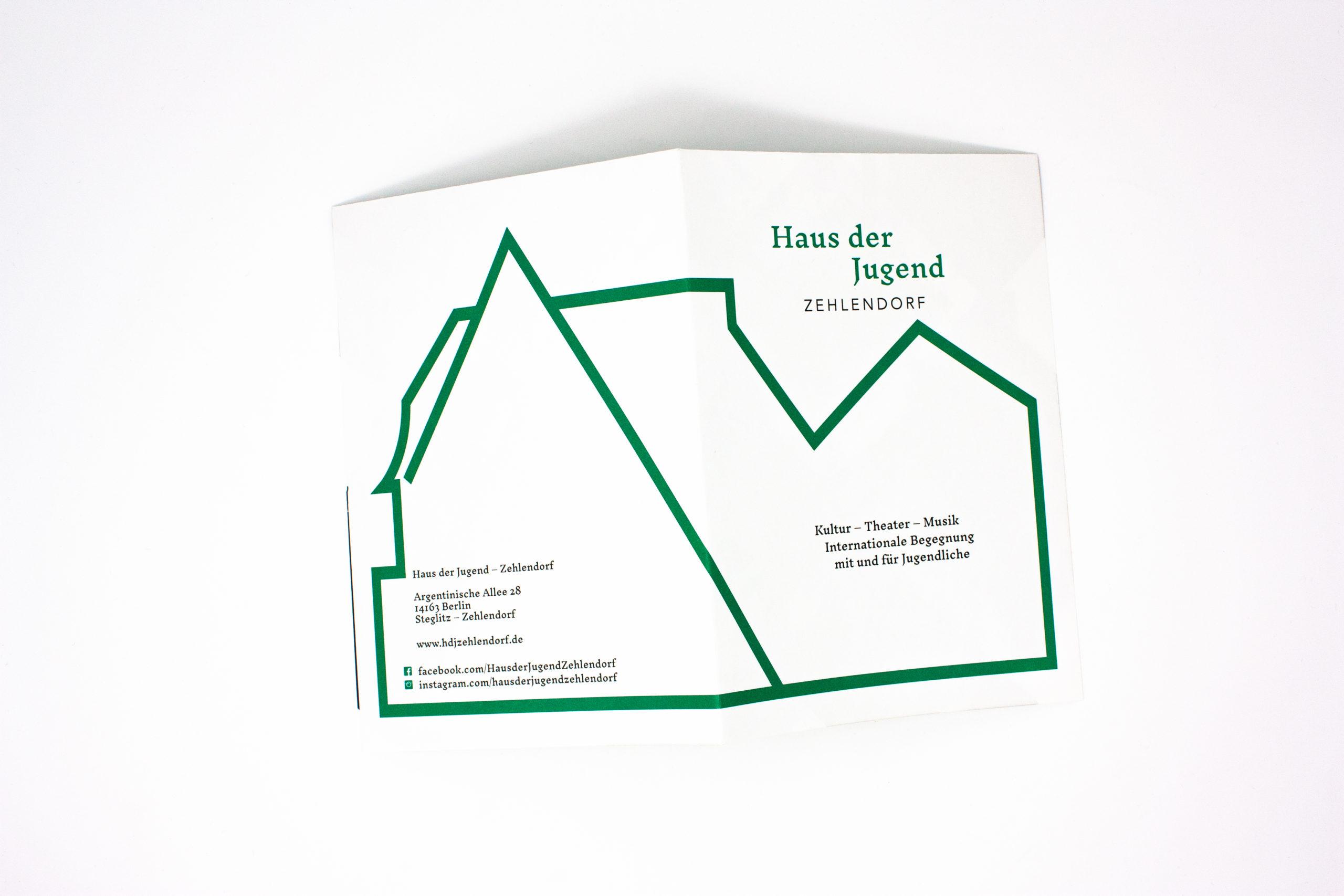 FORMLOS-Design-Haus_der_jugend_Zehlendorf-Flyer-Print