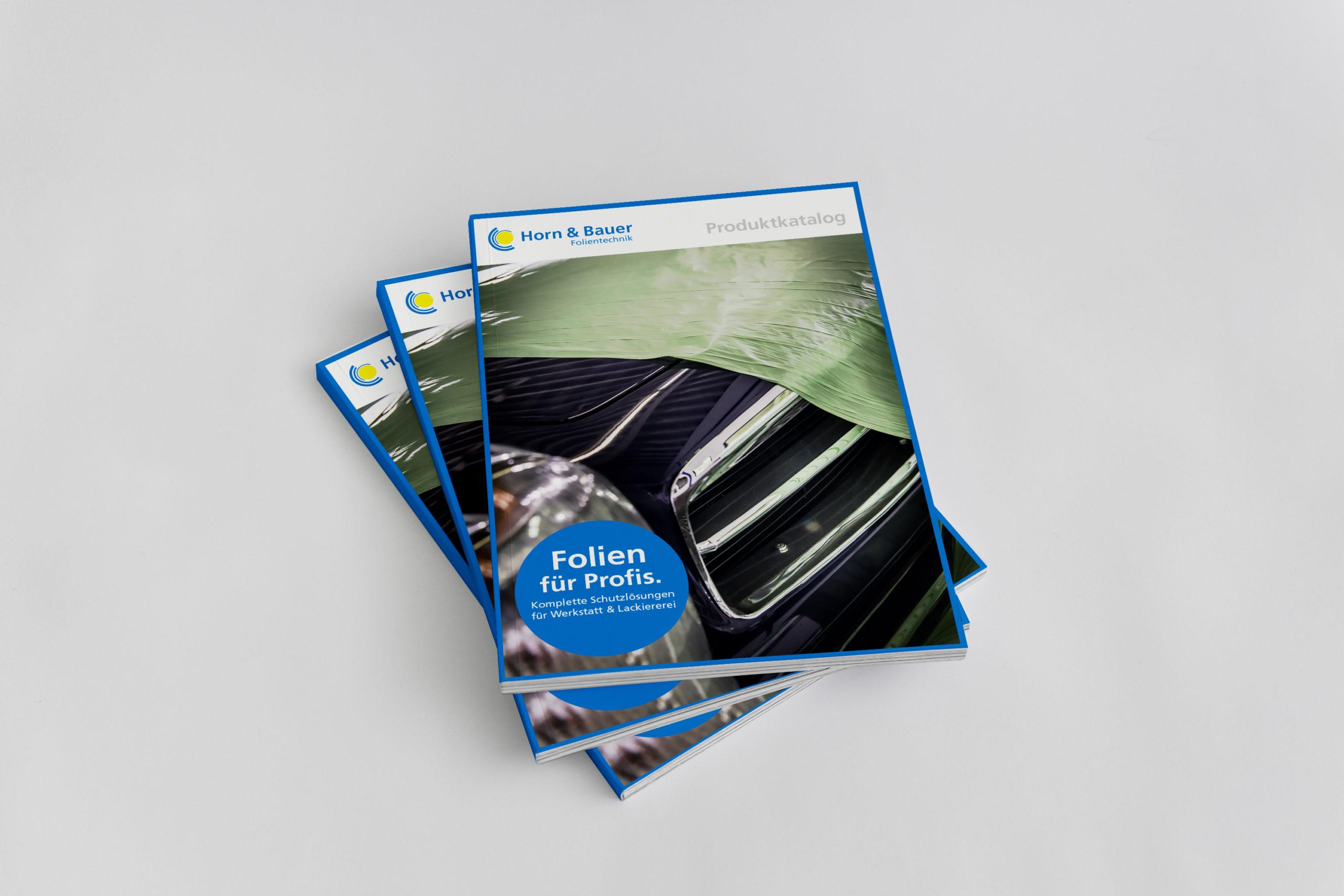 Horn-Bauer-Katalog-Print-Corporate-Design-Cover
