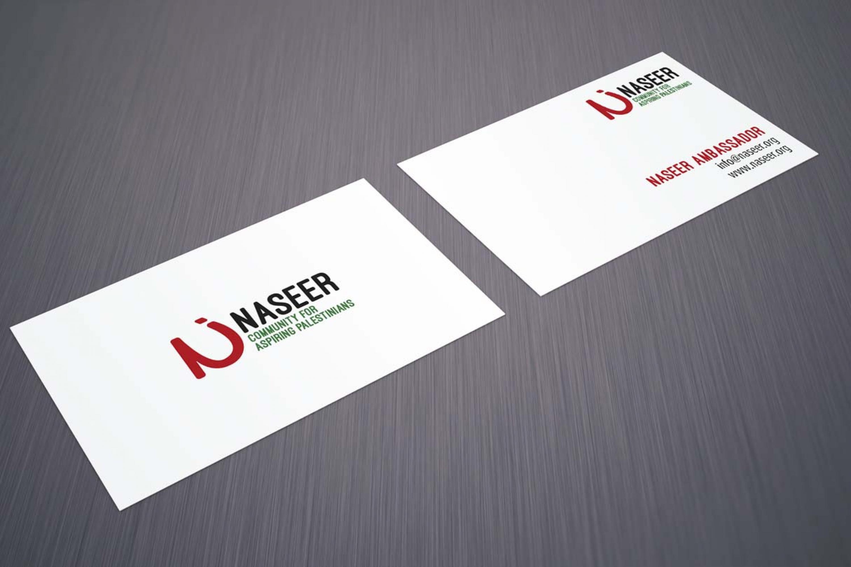 Visitenkarten Für Naseer Formlos Berlin