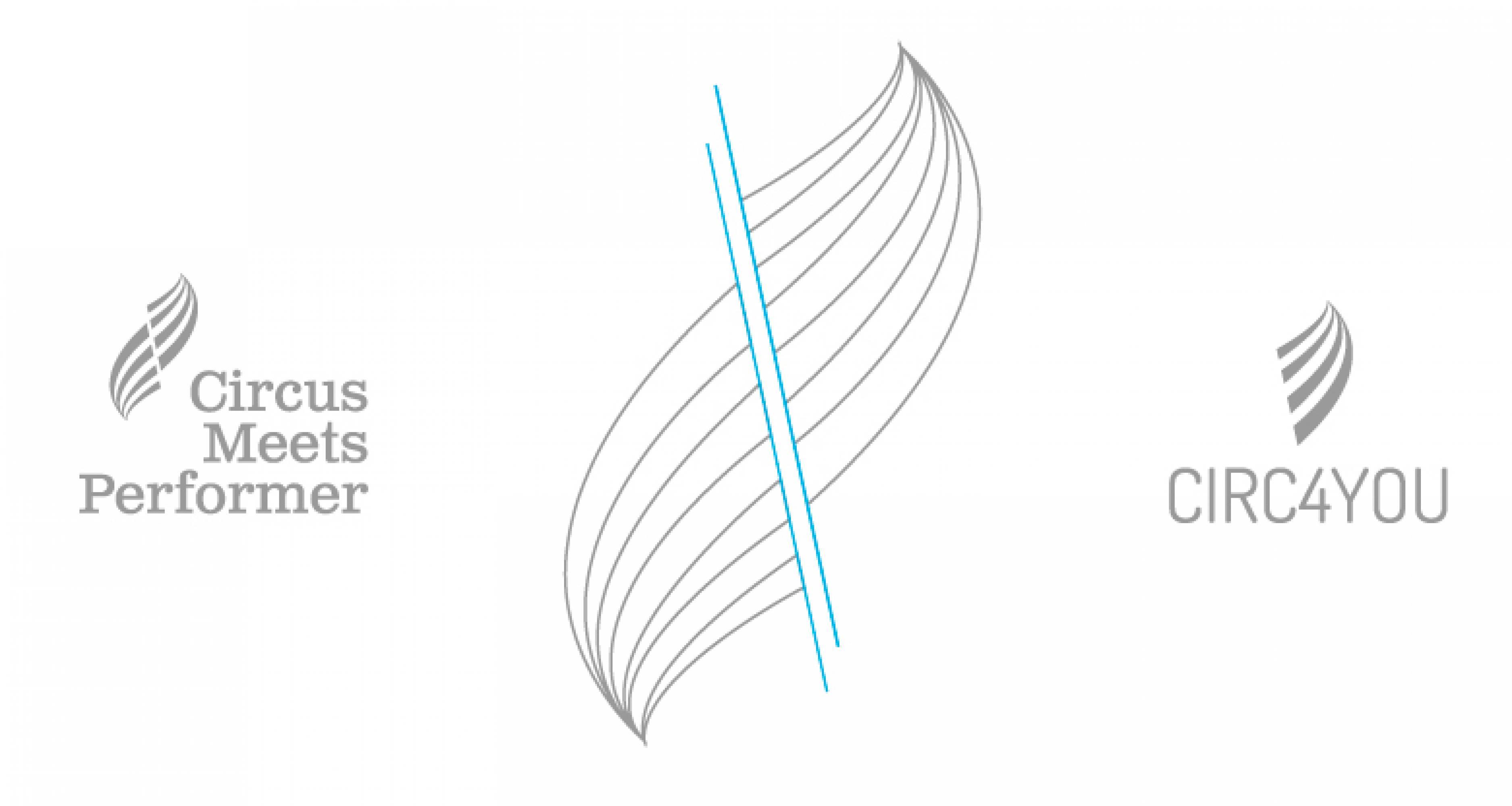 Corporate-Identity-Künstlerbranche-Logo-Vergleich