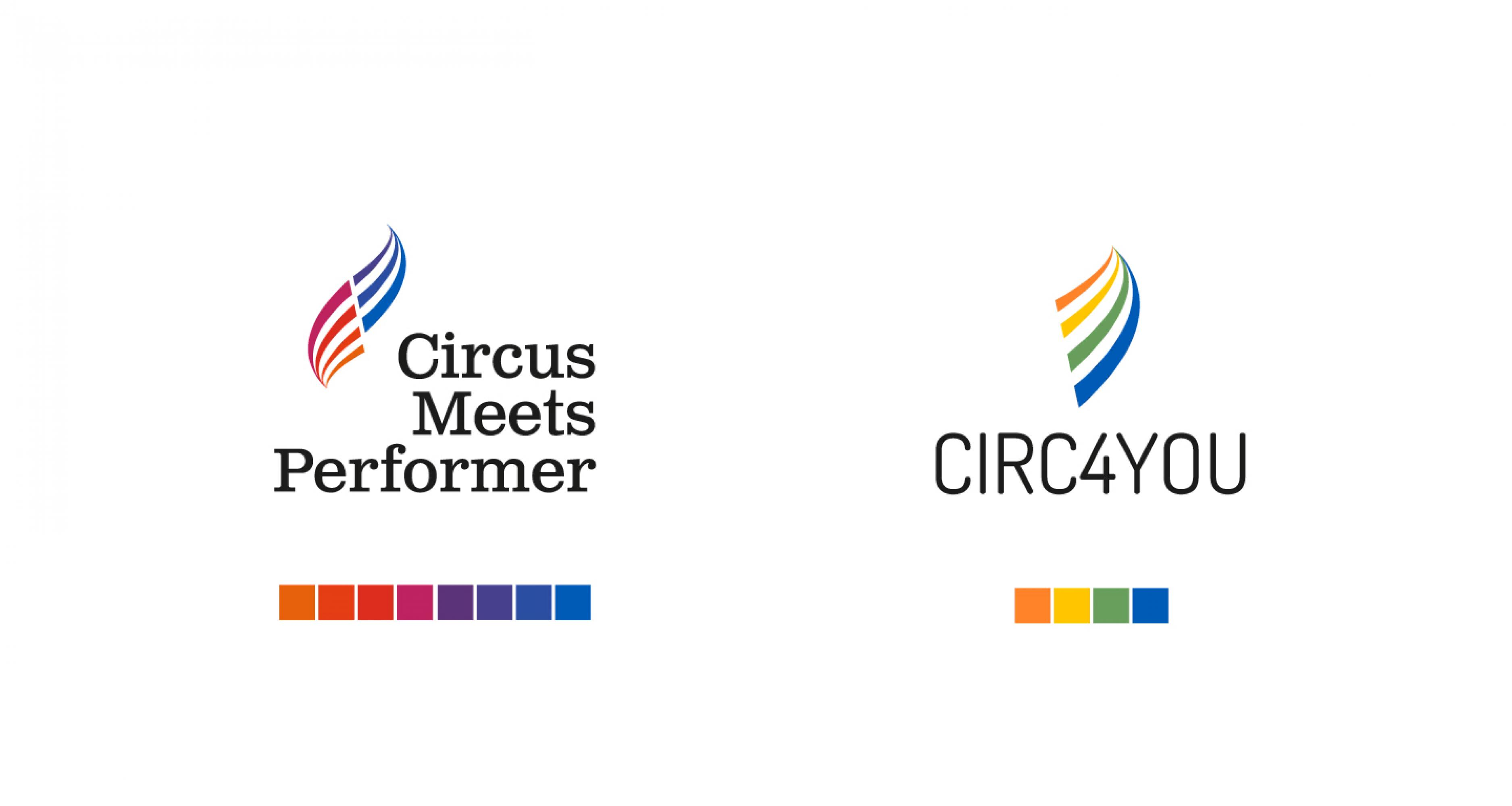 Corporate-Identity-Künstlerbranche-Logos