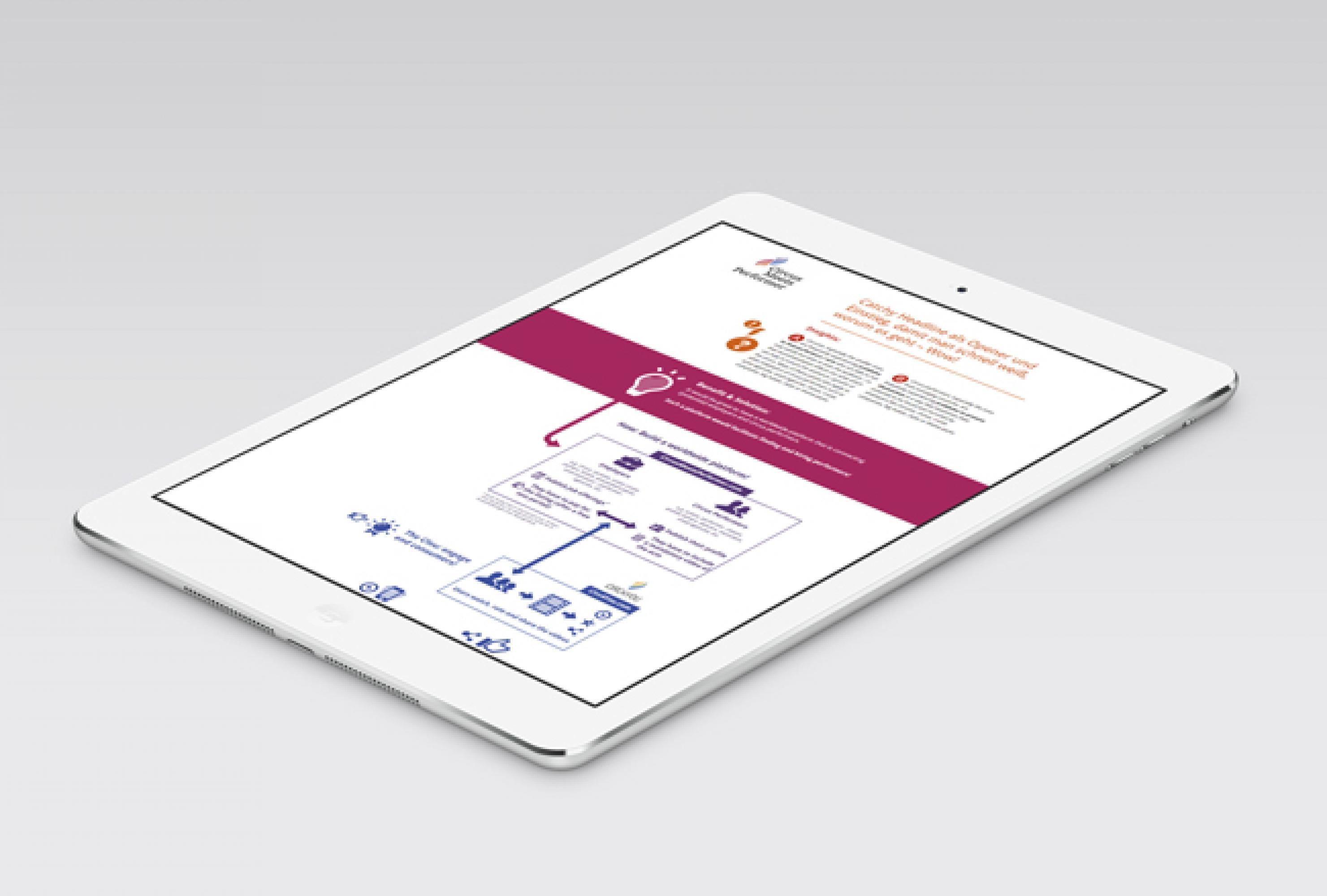 Corporate-Identity-Künstlerbranche-mobile-Webseite-Ipad
