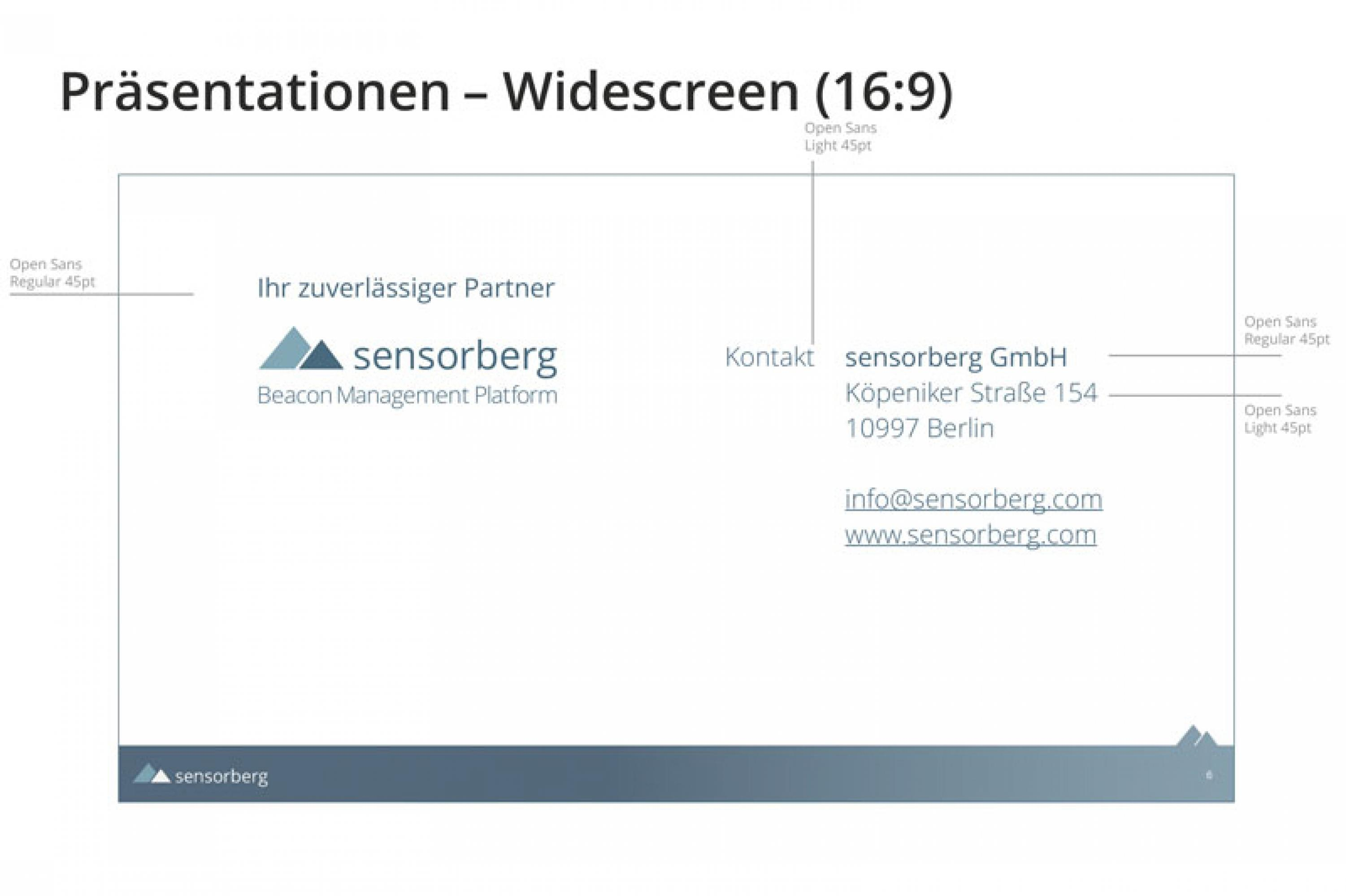 CorporateDesign-Sensorberg-PowerPoint-Vorlage-Widescreen-01
