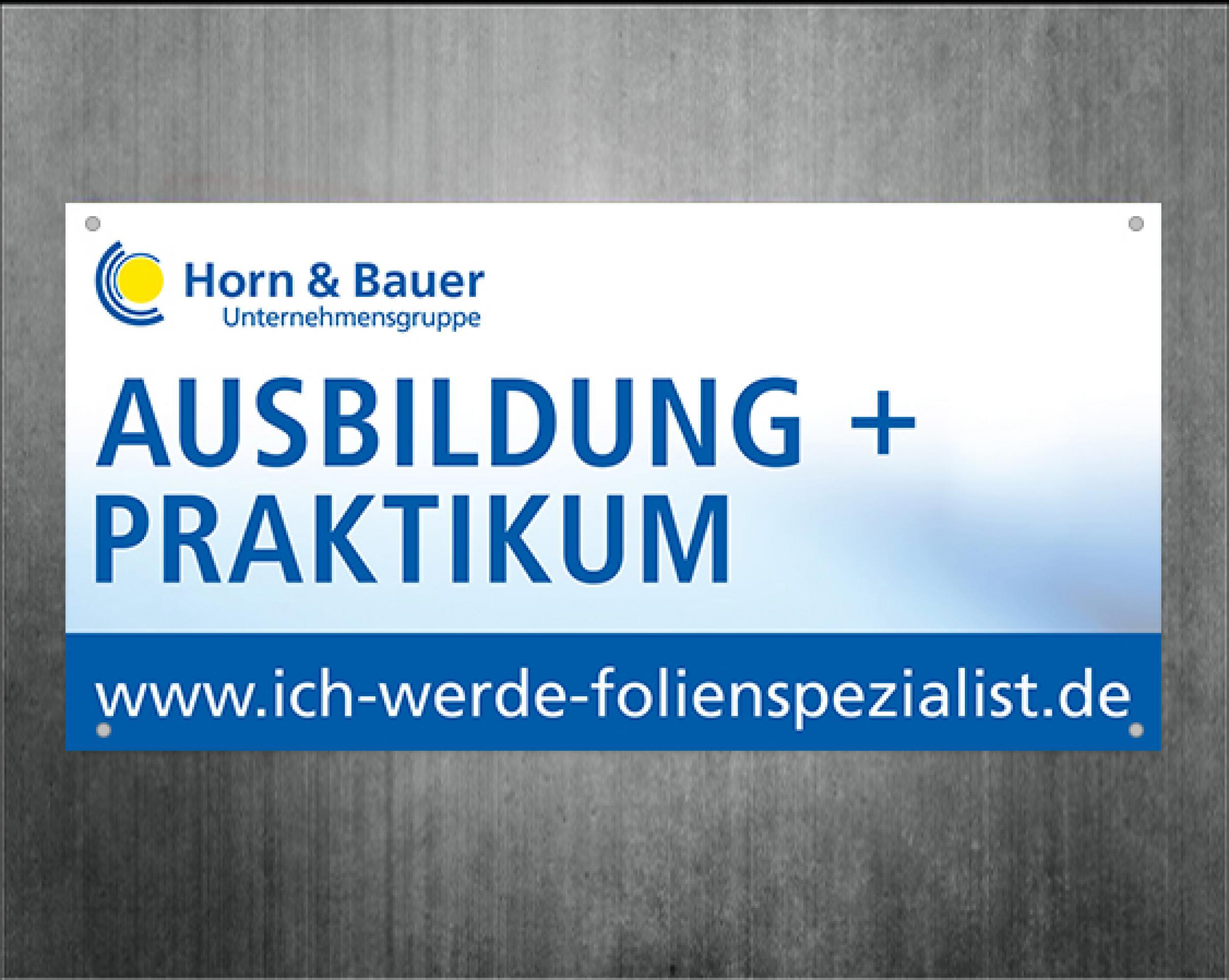 Webdesign-Printdesign-Ausbildungssuche-CorporateDesign-Horn-Bauer-Banner