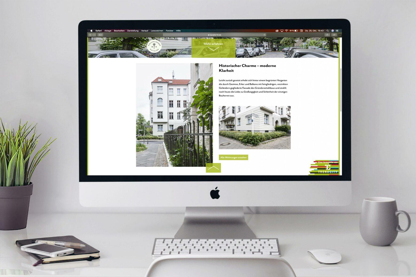 Webiste-Objekte-Branding-Trendcity-Immobilien-Kavalierstrasse-Corporat-Design-2 Kopie
