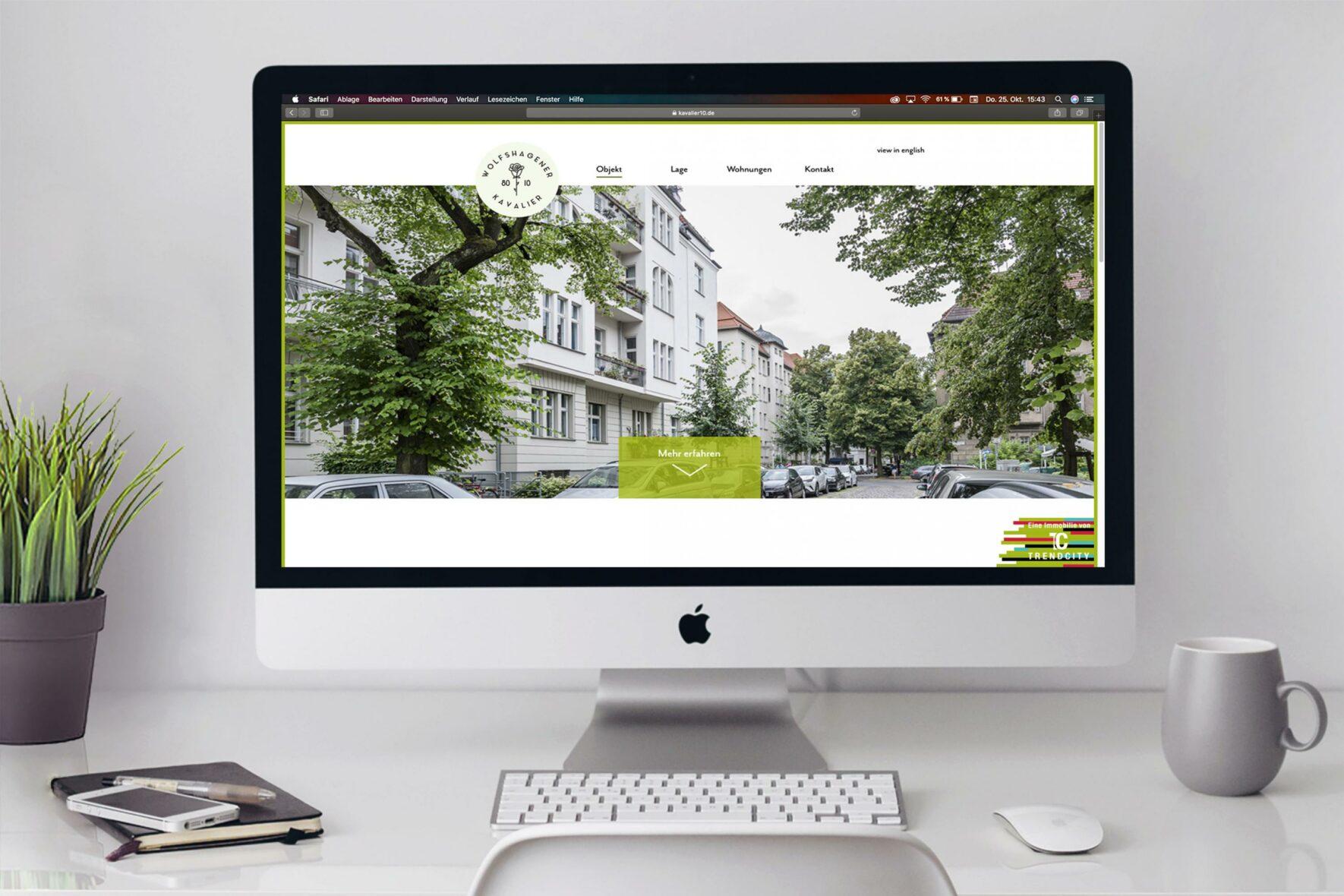 Webiste-Objekte-Branding-Trendcity-Immobilien-Kavalierstrasse-Webdesign-Corporat-Design-1 Kopie