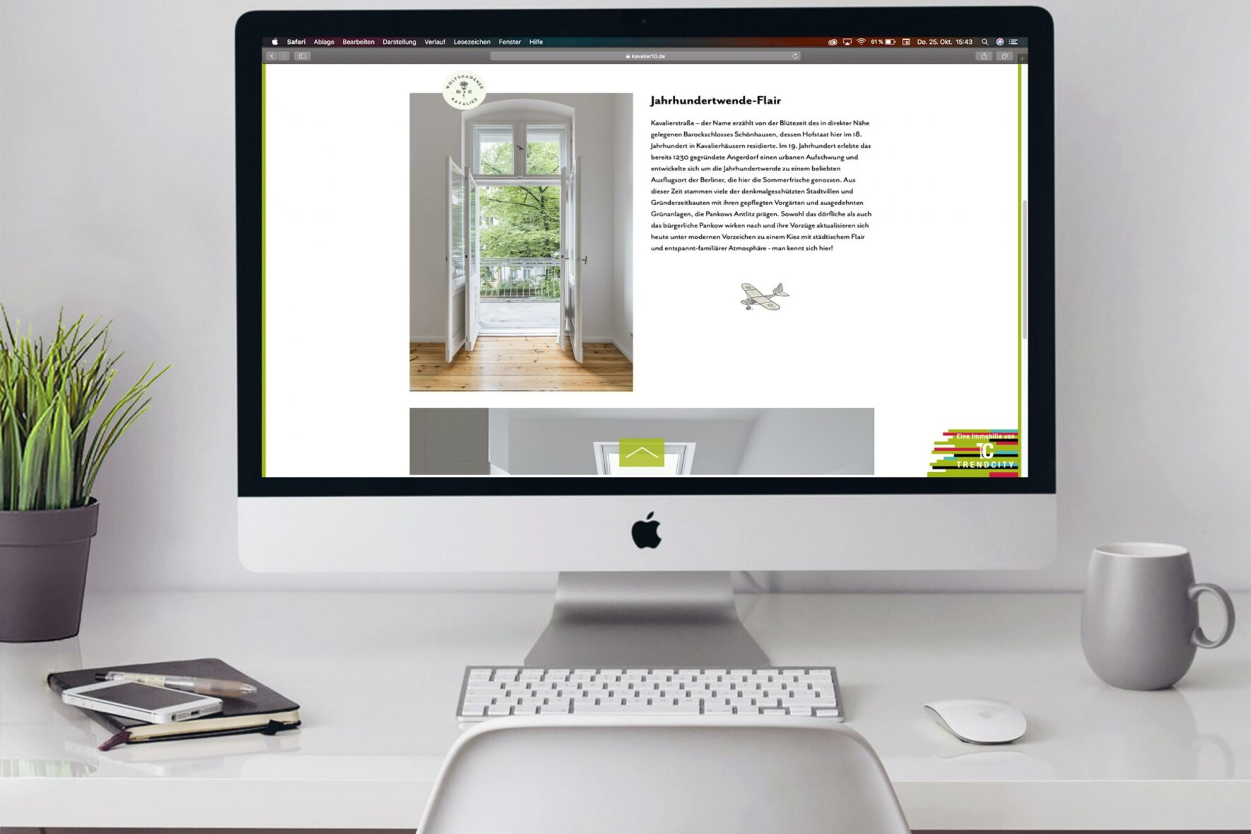 Webiste-Objekte-Branding-Trendcity-Immobilien-Kavalierstrasse-Webdesign-Corporat-Design-4