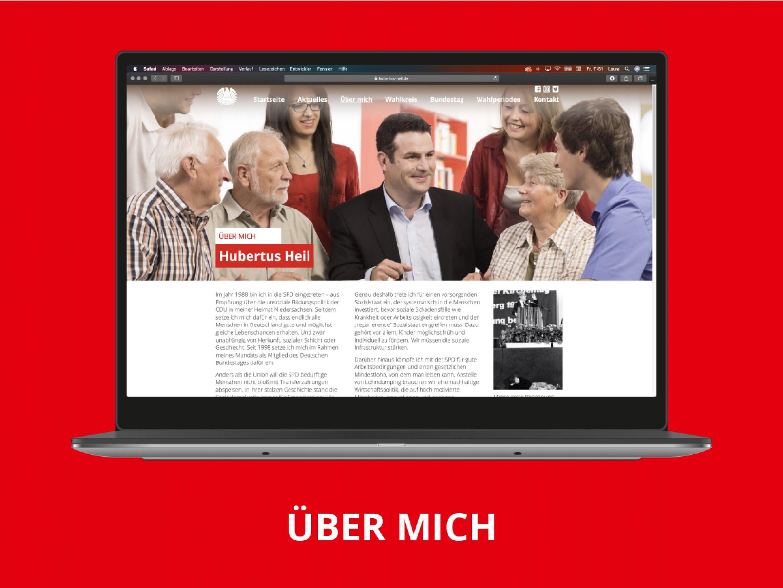 Website-Design-Webdesign-Hubertus-Heil-FORMLOS-Berlin-1