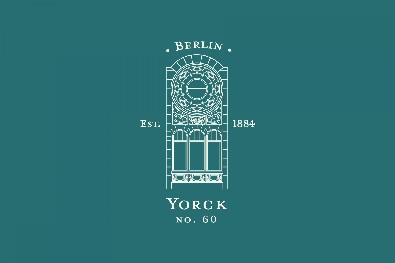 Yorckstrasse-Logo