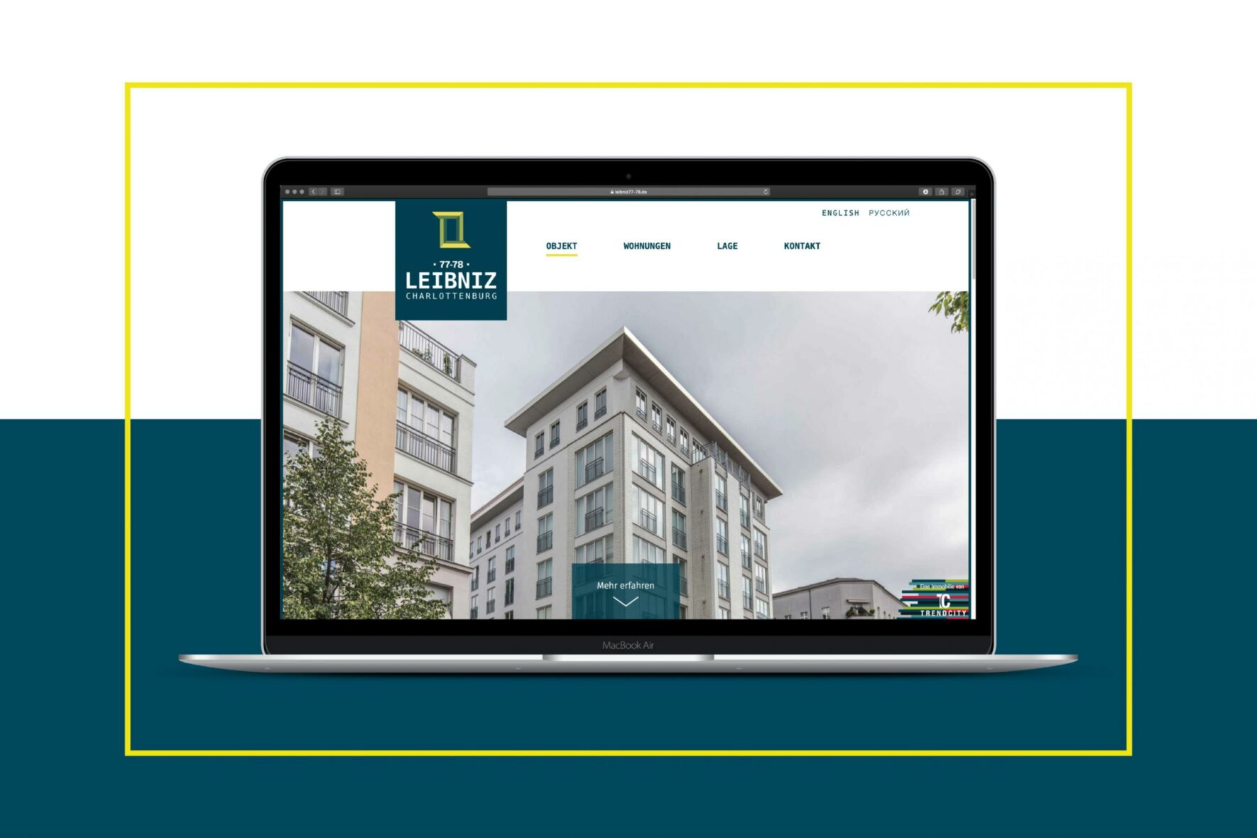 Webdesign-Leibnizstrasse-Trendcity-Immobilien-FORMLOS-Berlin-01