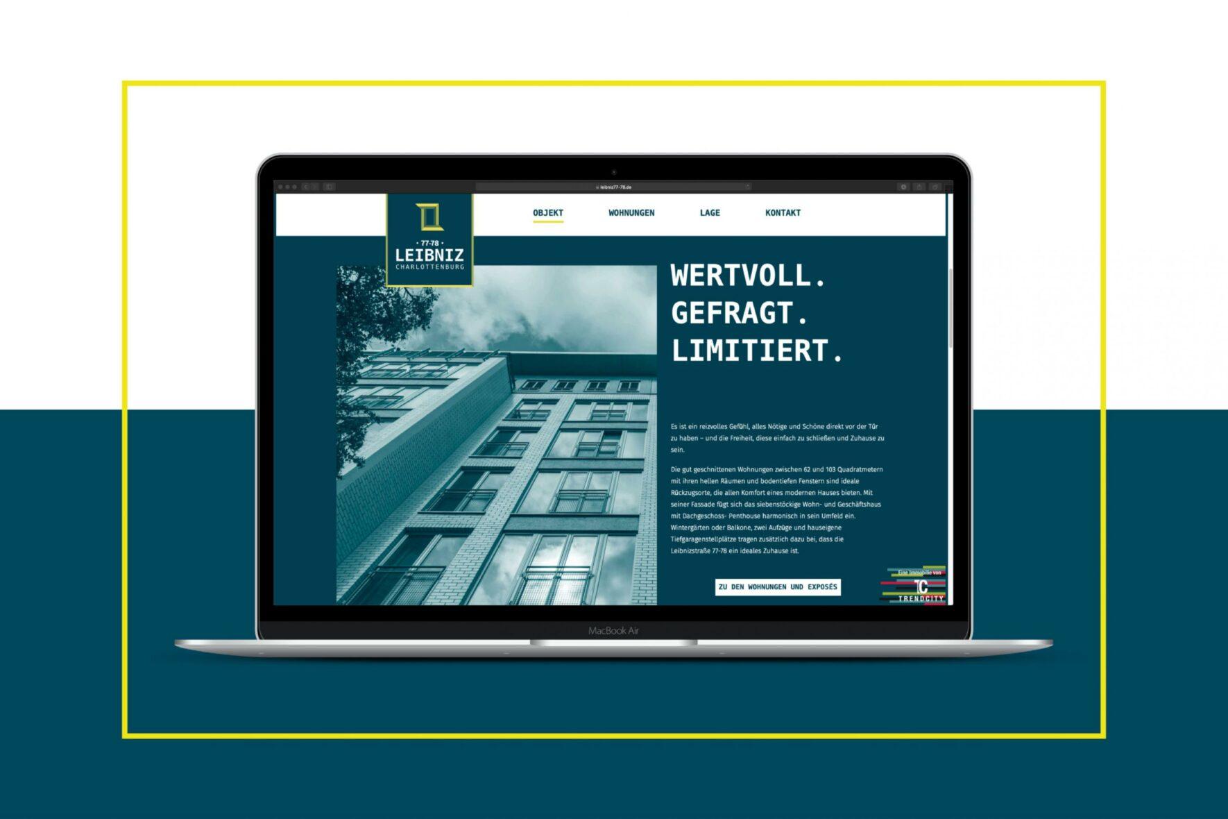 Webdesign-Leibnizstrasse-Trendcity-Immobilien-FORMLOS-Berlin-02