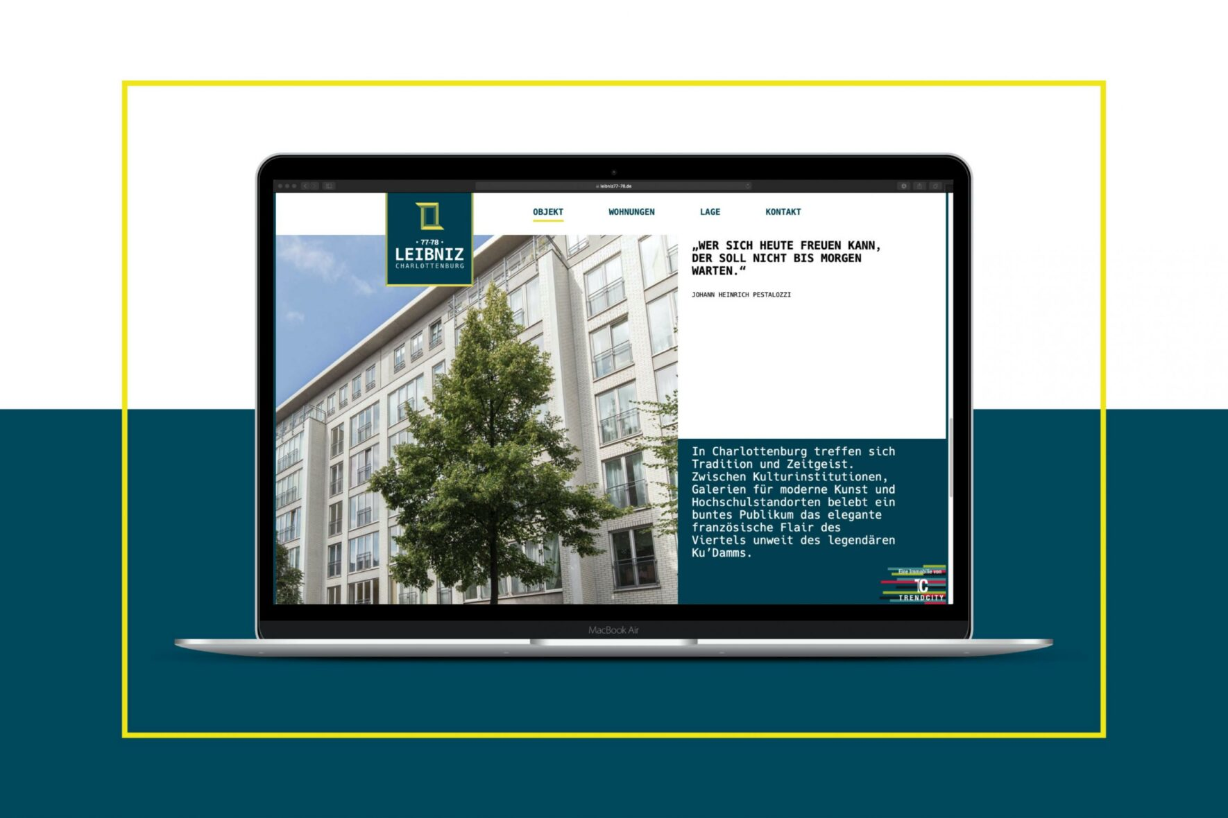 Webdesign-Leibnizstrasse-Trendcity-Immobilien-FORMLOS-Berlin-03