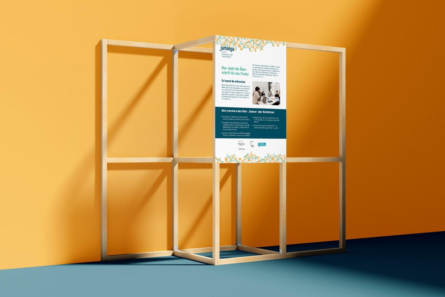 jumenga-Poster-Vorlage-Corporate-Design-Logo-social-FORMLOS-Berlin-Print-vorlage-poster-2
