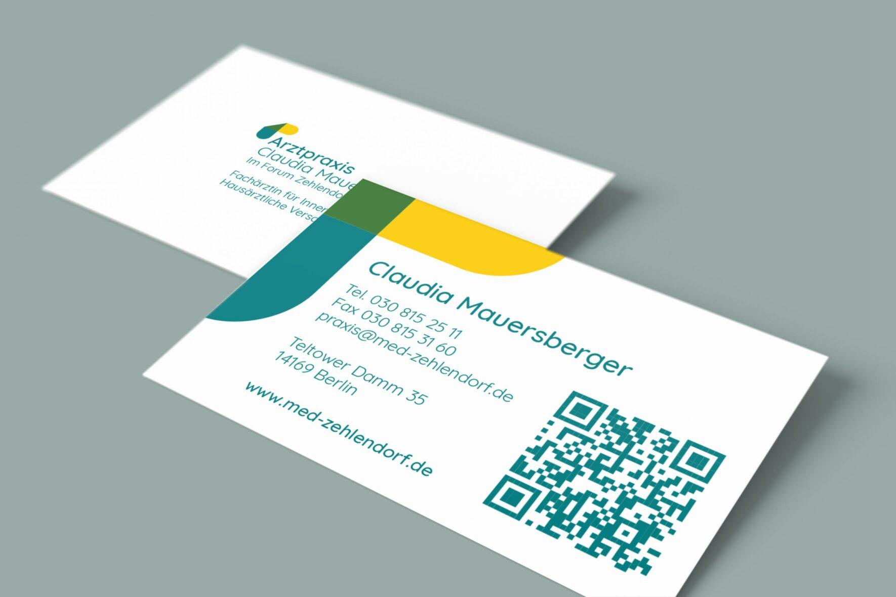 Praxis-Claudia-Mauersberger-Corporate-Design-Print-Geschaeftsausstattung-Visitenkarten-FORMLOS-Berlin-einfach-2
