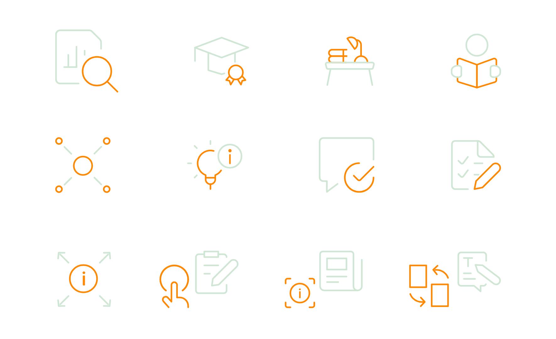 DGHWi-Deutsche Gesellschaft-fuer-Hebammenwissenschaft-Webdesign-Website-FORMLOS-Berlin-Gestaltung-Icons