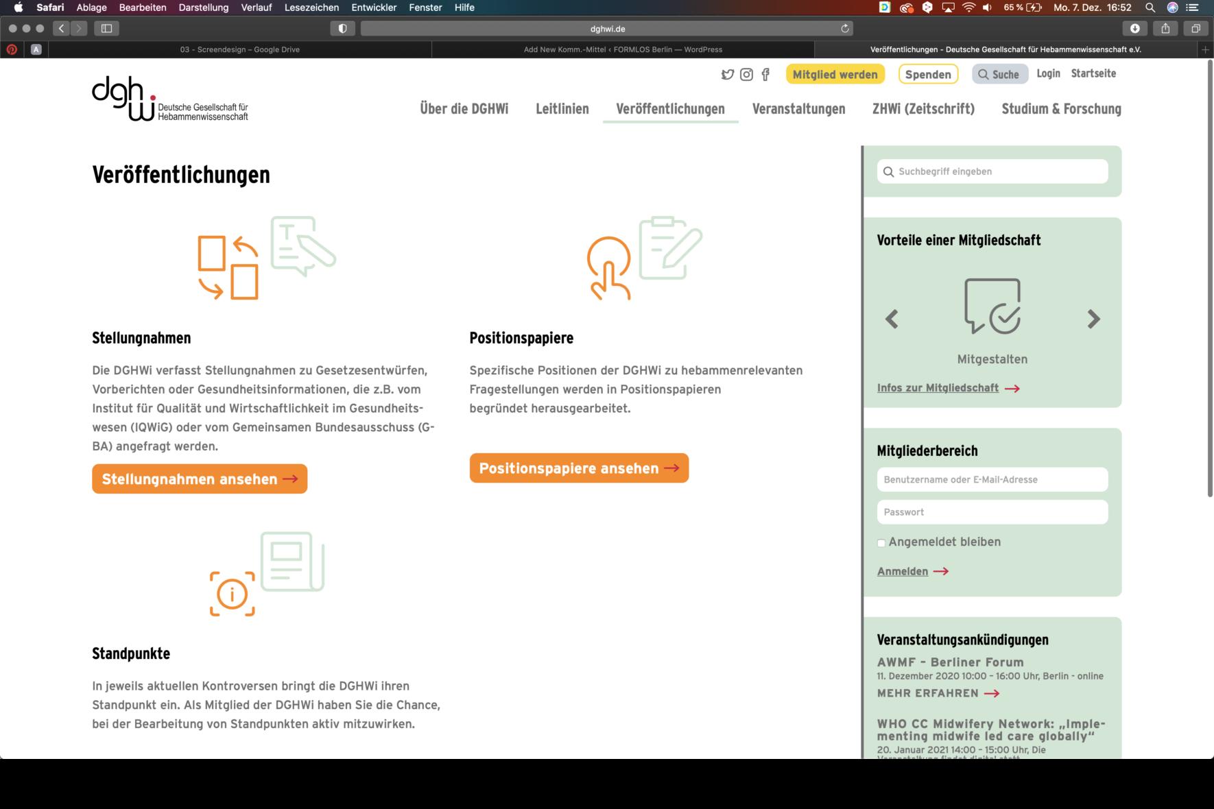 DGHWi-Deutsche Gesellschaft-fuer-Hebammenwissenschaft-Webdesign-Website-FORMLOS-Berlin-Gestaltung-Icons-3