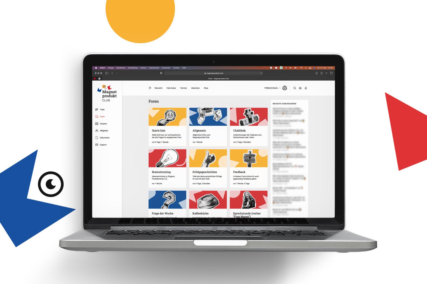 Magnetprodukt-Club-Branding-Logo-Entwicklung-FORMLOS-Berlin-Gestaltung-Design-Forenbilder-Bildsprache